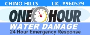 Water Damage Chino Hills
